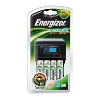 Energizer Intelligent Charger + 4 АА 2000 mАh
