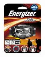 Energizer 3 LED Headlights (w/o cells)