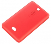 Nokia Shell CC-3070 for Nokia Asha 501 Bright Red