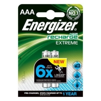 Energizer Rechargeable Extreme AAA FSB2 800 mAh
