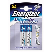 Energizer Ultimate Lithium AA FSB2
