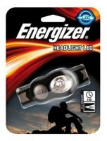 Energizer 1 LED Headlights (with 2 x 2032 cells)