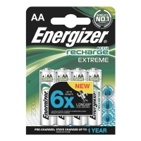 Energizer Rechargeable Extreme AA FSB4 2300 mAh