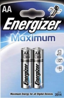 Energizer Maximum AA/LR6 FSB2