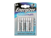 Energizer Maximum AA/LR6 FSB4