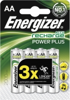 Energizer Rechargeable Power Plus AA FSB4 2000 mAh