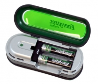 Energizer Rech USB battery Green