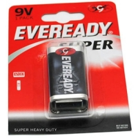 Eveready Super Heavy Duty 9V FSB1