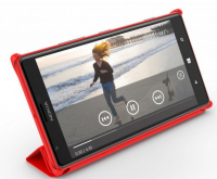 Nokia Protective Cover CP-623 Red