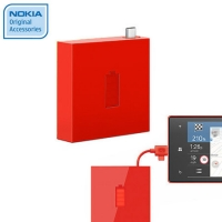 Nokia DC-18 Neon red