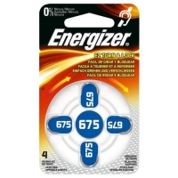 Energizer Zinc Air 675 DP-4